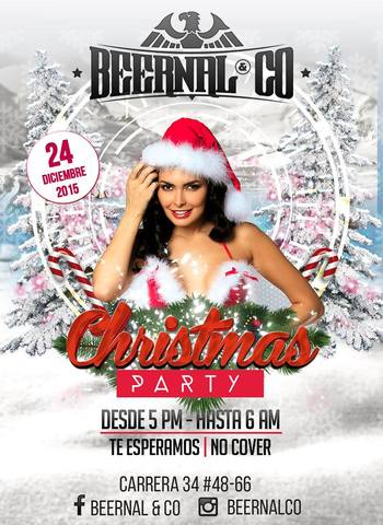 BEERNAL CHRISTMAS PARTY