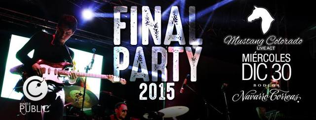 FINAL PARTY