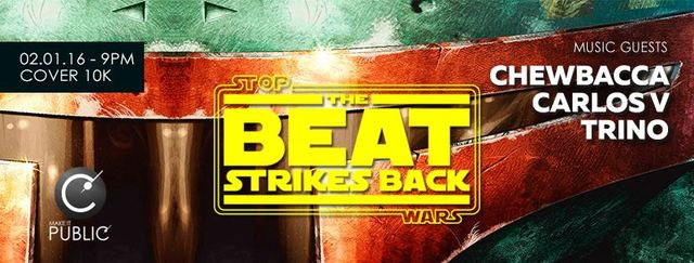 THE BEAT STRIKES BACK