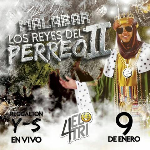 LOS REYES DEL PERREO II