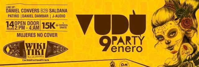 VUDU PARTY