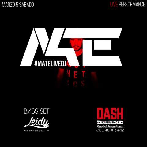 MATE LIVE DJ