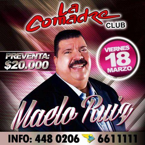 CONCIERTO DE MAELO RUIZ