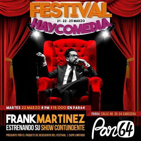 """FRANK """"EL FLACO"""" MARTINEZ"""