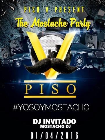 THE MOSTACHE PARTY