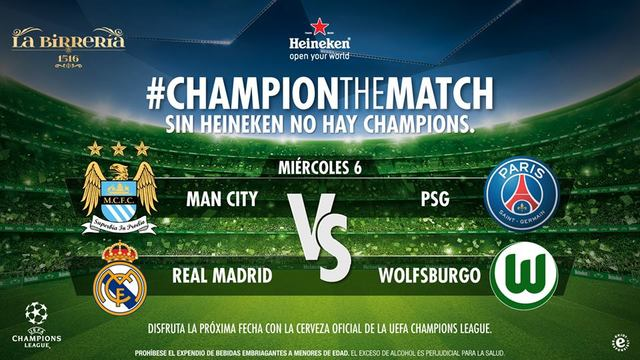 Paris Saint Germain Vs Manchester City