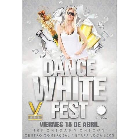 Dance White Fesh