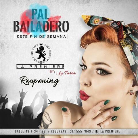 Pal Bailadero