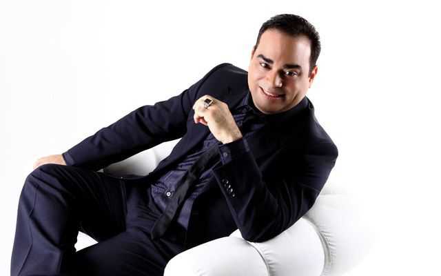 El Caballero de la salsa Gilberto Santa Rosa