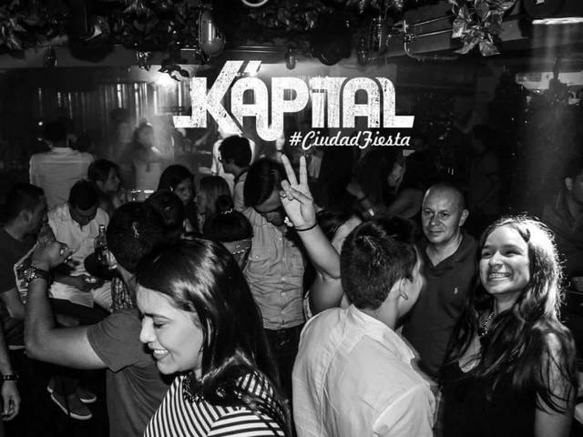 Fin de semana en Kapital