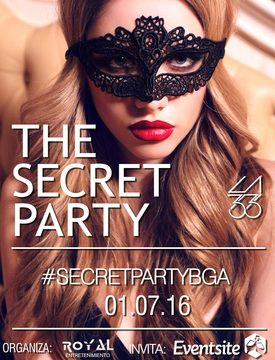 THE SECRET PARTY