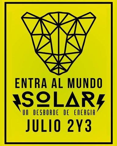 Mundo Solar. Electronic Music Carnival
