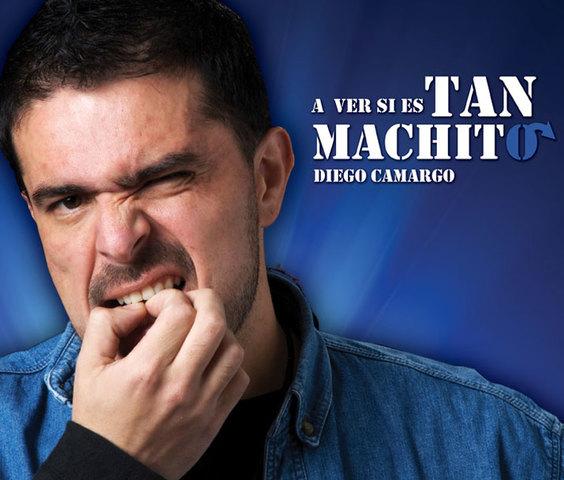 """A ver si es tan machito"""