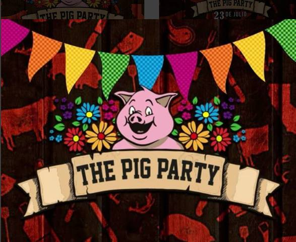 THE PIG PARTY