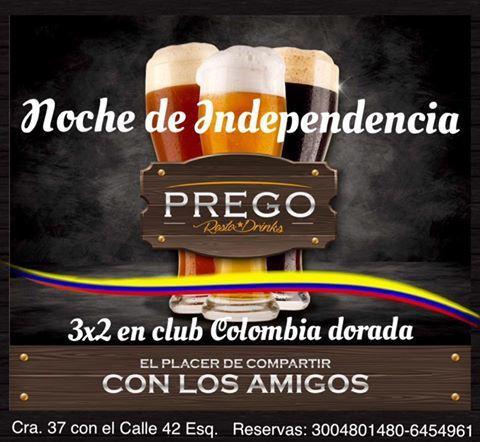 Noche de independencia