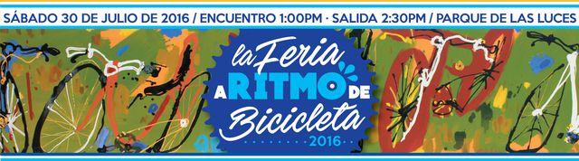 Feria a ritmo de Bicicleta