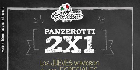 2x1 Panzerottis