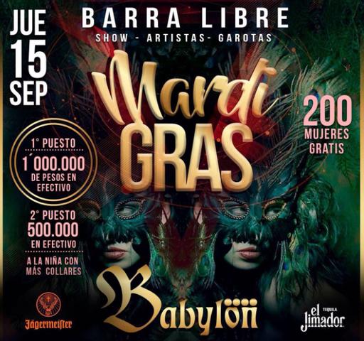 Mardi Gras en Babylon