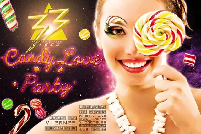 Candy love party
