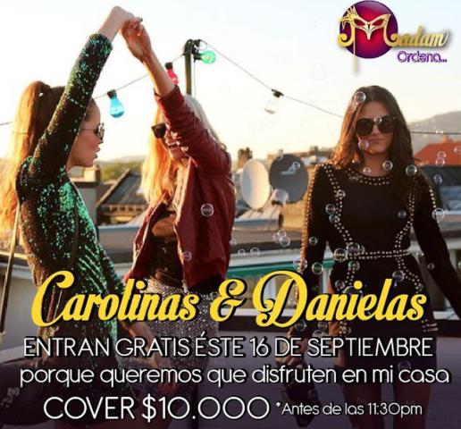Carolinas & Danielas