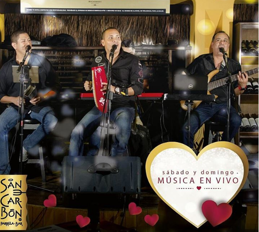 El amor y la música juntos