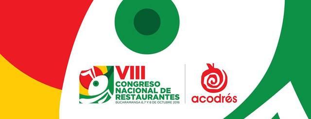 VIII  Congreso nacional de restaurantes