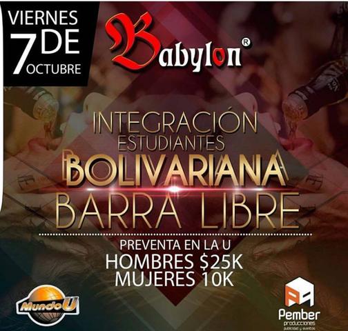 Integración Bolivariana