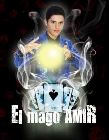 MAGIA CON AMIR