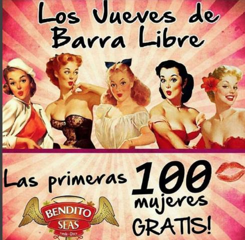 100 mujeres