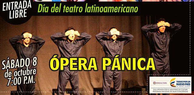 Ópera Pánica