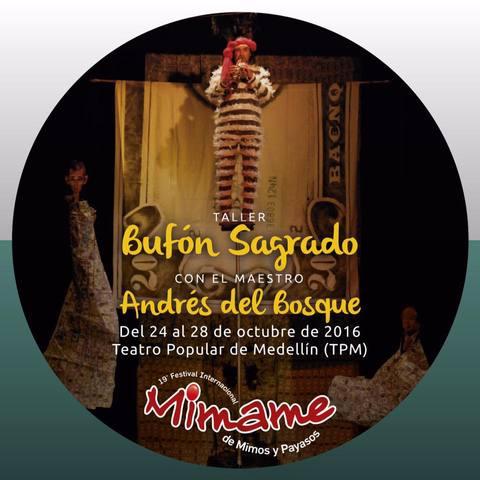 BUFON SAGRADO