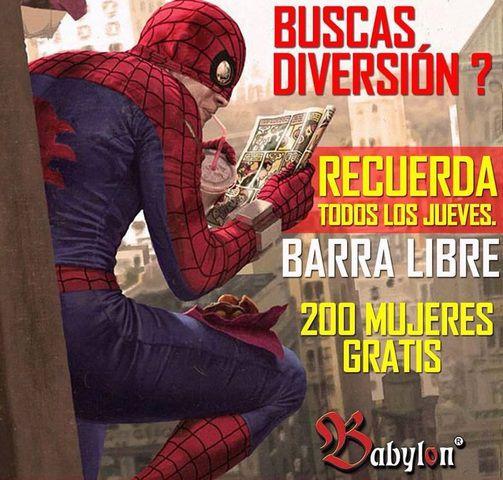 Babylon Barra libre