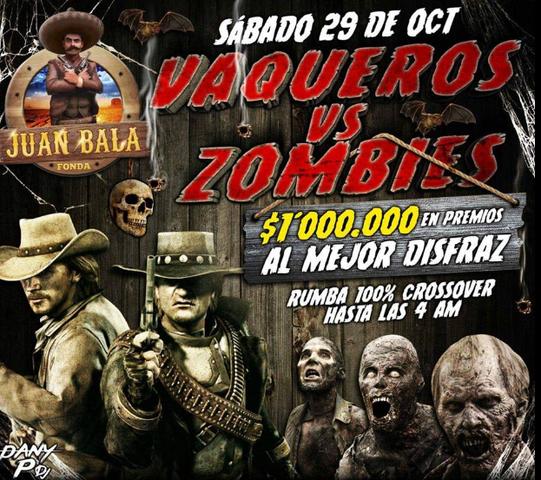 Vaqueros & Zombies