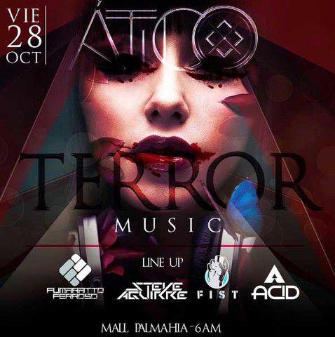 Terror music