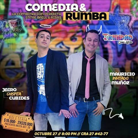 Comedia & Rumba