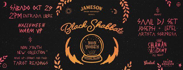 Black Shabbat