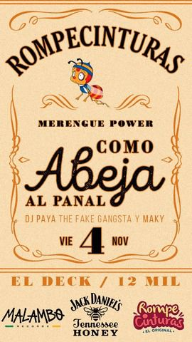 Merengue Power