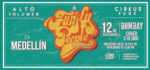 Funky People Tour