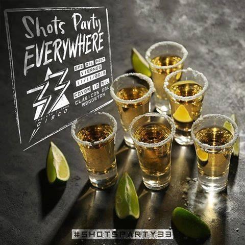 Shots party