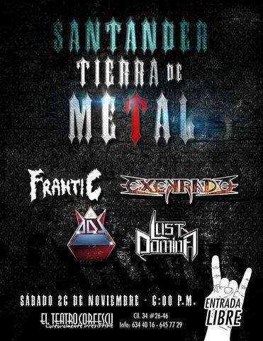 Santander tierra de metal
