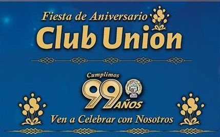Fiesta de Aniversario Club Union