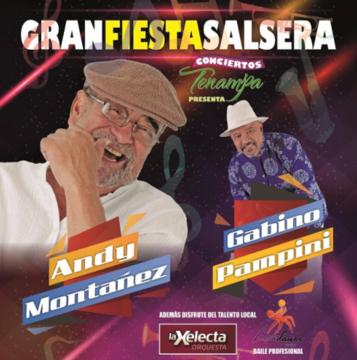 ANDY MONTAÑEZ Y GABINO PAMPINI