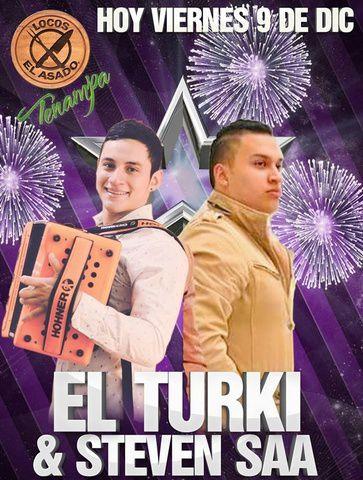 El Turki & Steven Saa