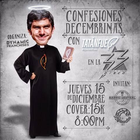 Confesiones Decembrinas