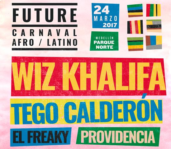 FUTURE, Carnaval Afro/Latino