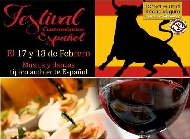 Festival Gastronómico Español
