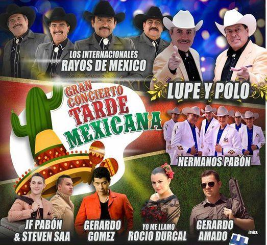 Gran Concierto Tarde Mexicana