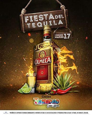 Fiesta del tequila