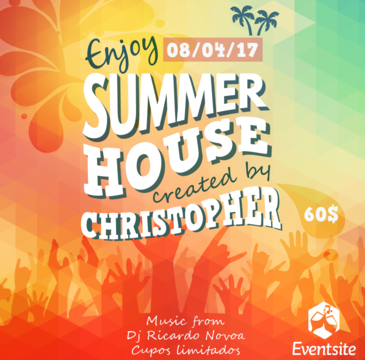Summer House by Christopher