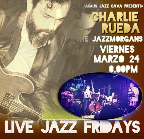 Live jazz fridays